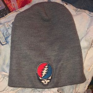 Grateful Dead beanie MESSAGE FOR AVAILABLE DESIGNS